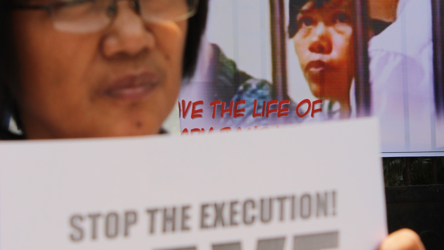 LET MARY JANE VELOSO SPEAK