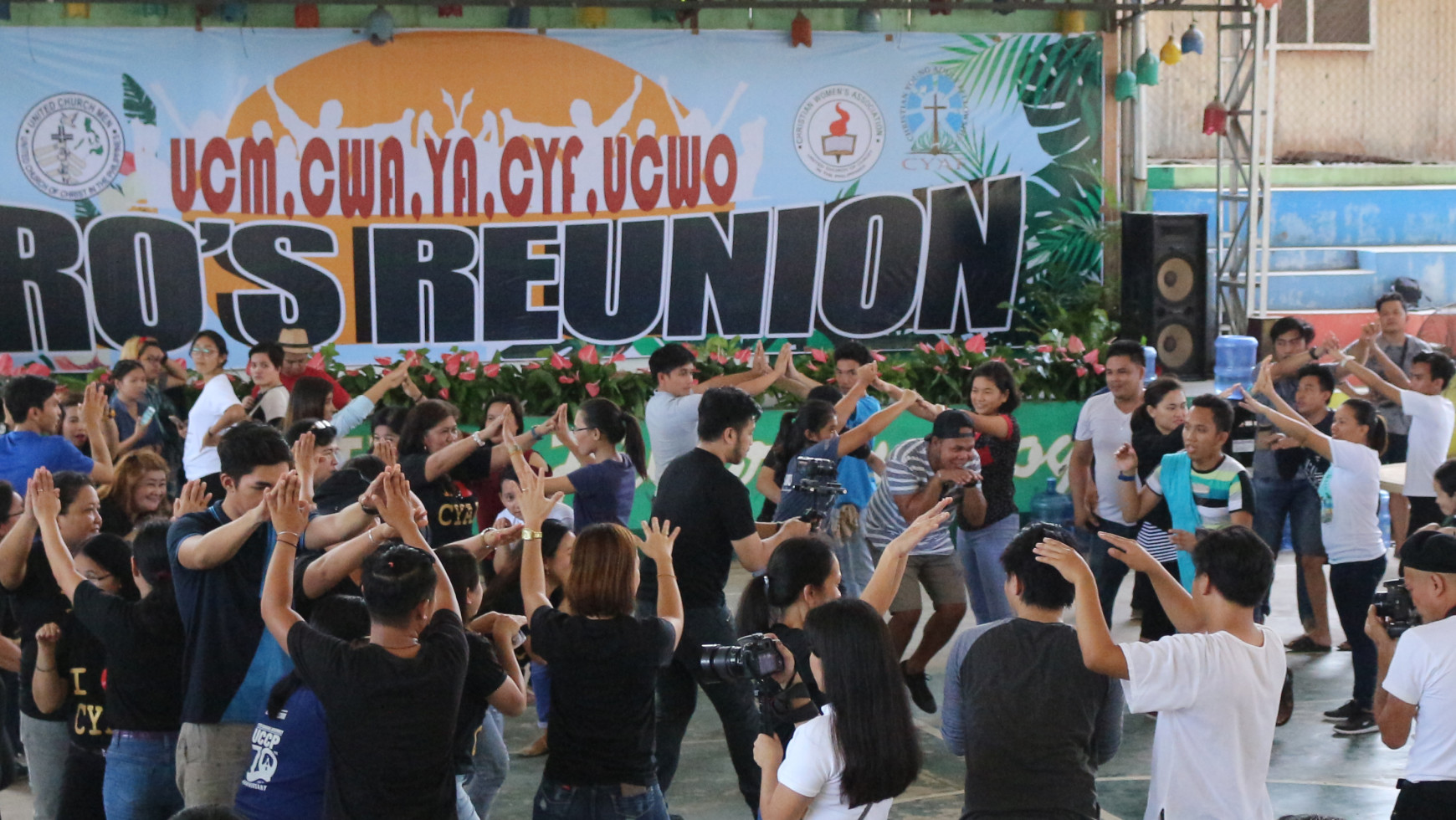 Church Recognized Organizations Reunion at 70th UCCP Anniversary
