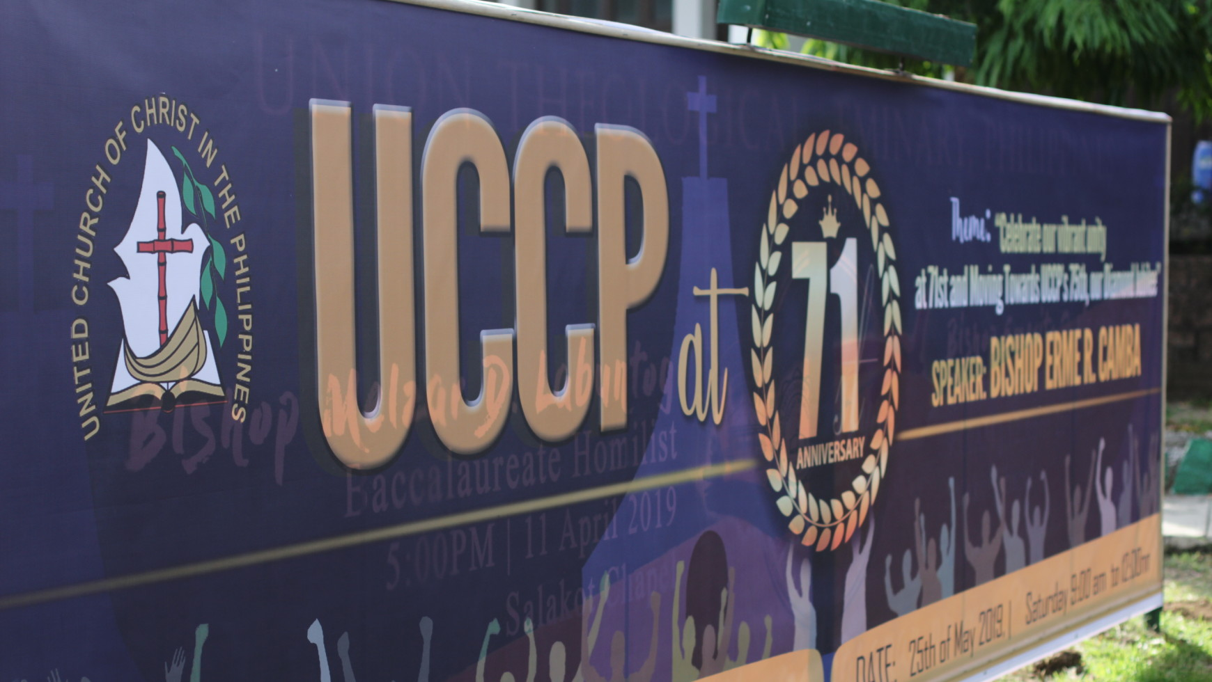 UCCP 71st ANNIVERSARY CELEBRATION